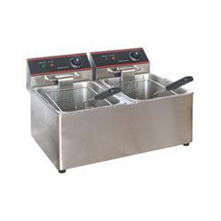 Table Top Double Deep Fat Fryer