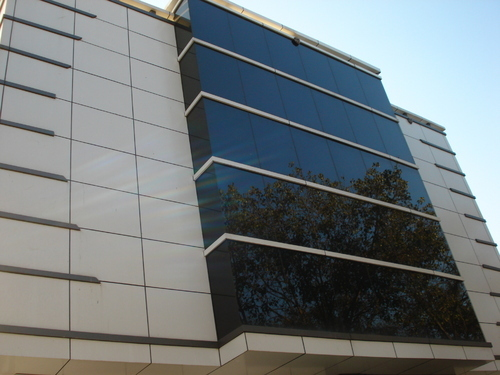 Cladding And Glazing Acp Cladding Service Provider From