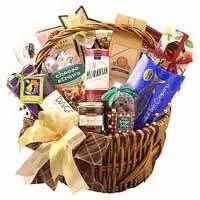 Assorted Cadbury Chocolate Basket
