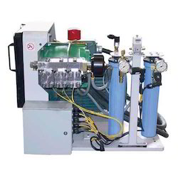 Hybrid Waterjet Cutting Pump