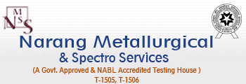 Narang Metallurgical & Spectro Services