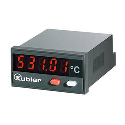 Digital Temperature Indicators