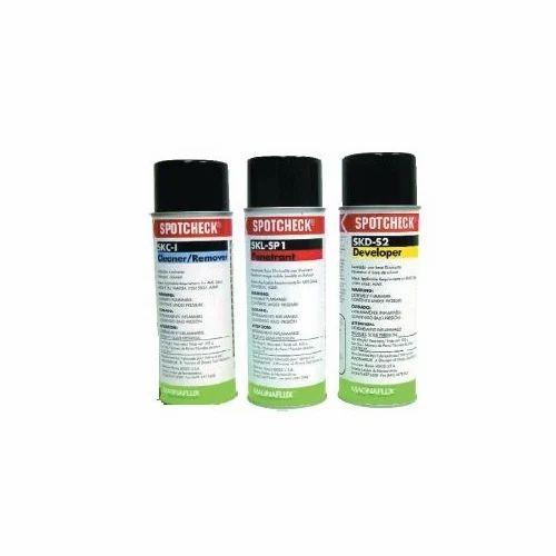 Magnaflux DP Chemicals   Ketan Industrial Services, Vadodara