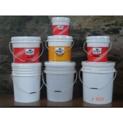 Plastic Bucket For Pesticides