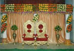 stage decorations stage decoration service service provider from bengaluru - Stage Decorations