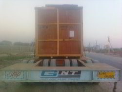 Monthly Fixed Trailer Service