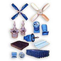 Services of Accessories of Cooling Towers
