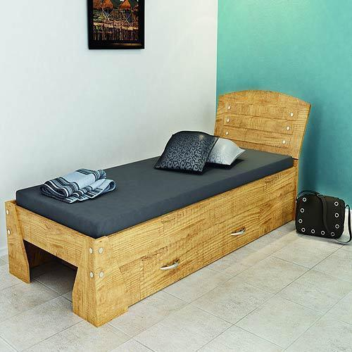 Single Bed Sleek