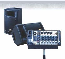 Powerd Speakers