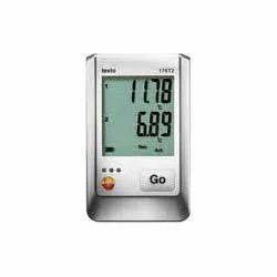 Dual Channel Temperature Data Logger