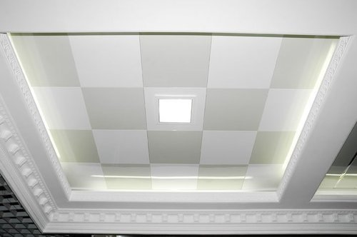 Gypsum Board False Ceiling, False Ceiling & Roofing ...