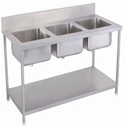 Three Sink Unit Suppliers Manufacturers Amp Traders In India