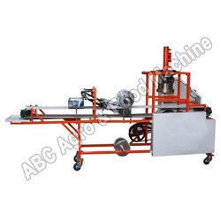 Hydraulic Appalam Machine