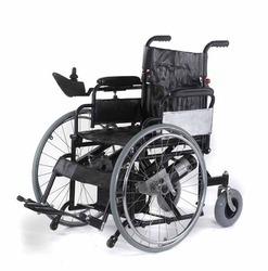 Dual Drive Electric Power Wheelchair