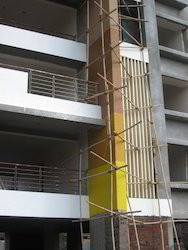 FRP Fins For Building