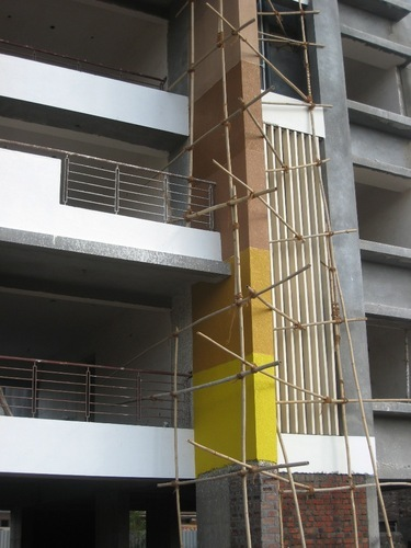 Fiberglass Pultruded Profiles Frp Fins For Building