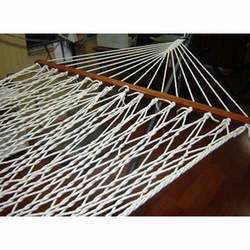 Single Cotton Rope Hammock - 11SB
