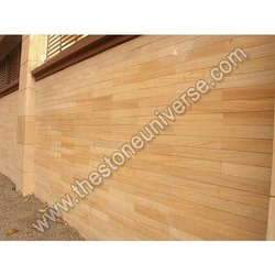 TEAKWOOD SANDSTONE CLADDING