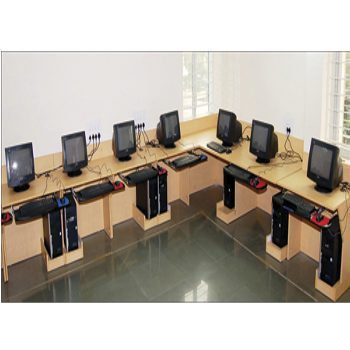 Educational Furniture Computer Workstation