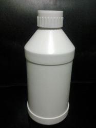 White 1000ml Plastic Chemical Bottle 1000 ML