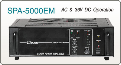 500 Watts High Power Pa Amplifier