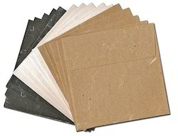 Silk Fiber Paper Envelopes