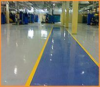 Industrial Epoxy Flooring At Best Price In India