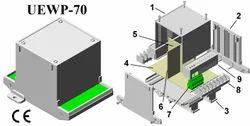 Wall Mount Plastic Enclosure 112x78x75