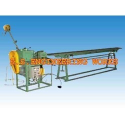 Semi Chain Link Fence Making Machine