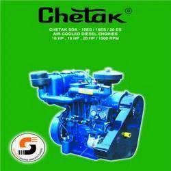 Air Cooled Diesel Engines | Sardhara Engine Manufacturers