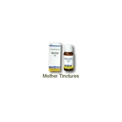Mother Tinctures (homeopathic Medicine)