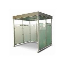 Aluminium & Glass Cabin