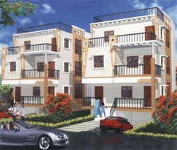 Residensial Sneha Twin Villa Construction Service