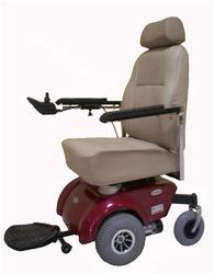 Powered Deluxe Wheelchair