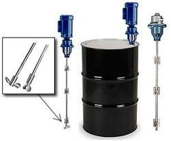 Drum Mixers And Drum Agitators