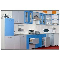 Kitchen Cabinet Cost In India kitchen cabinet, home furnishing products | budh vihar, phase 2