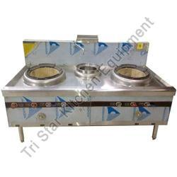 indian SS Chinese Gas Stove