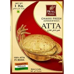 Sealed Atta Packaging