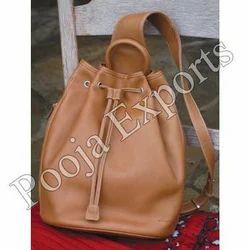 Leather Haversacks Bag