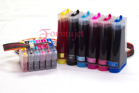 Ciss Continuous Ink Supply System Formujet Hp Ciss