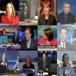 TV News Channel Monitoring Services