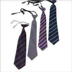 Elastic School Tie