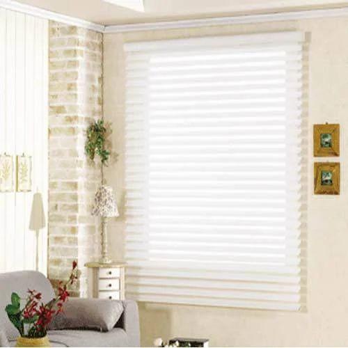 Cloth,Aluminum Horizontal De-Lite & Symphony Blinds