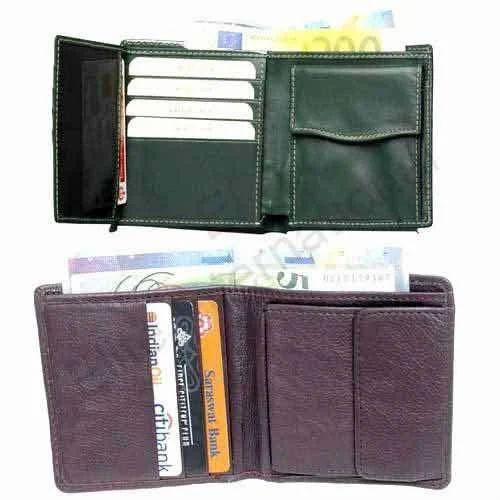 Leather Men Wallets