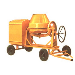 Concrete Mixer Without Hopper
