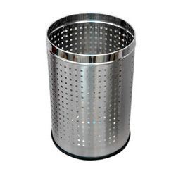 Perforated Square Hole Bin