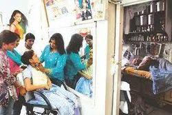 Beauty Parlor Service