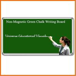 Non-Magnetic Green Chalk Writing Board