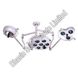 Ceiling Operation Theatre Lights Triple