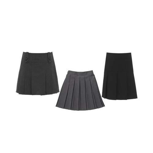 ae103124cb School Skirts, स्कूल स्कर्ट at Rs 250 /piece(s) | School ...